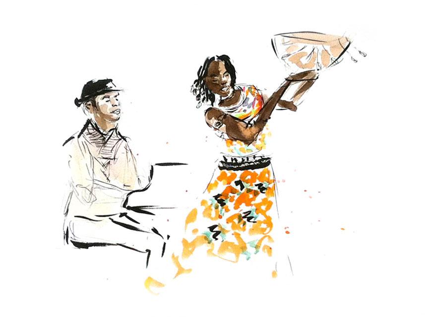 Fatoumata-Diawara-&-Roberto-Fonseca_JAZZ-A-VIENNE_11.07.14